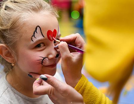Maquillage enfant Charleroi