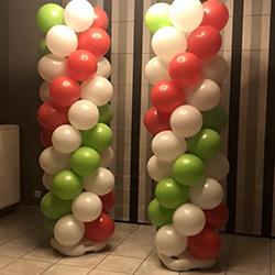 Décoration en ballons à Mons et Charleroi (Thuin)